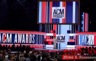 ACM Awards show returns to Nashville Places in April
