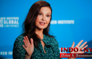 Ashley Judd Explains how she'Almost lost'...
