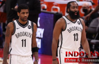 'Typical'-Appearing Brooklyn Nets continue...
