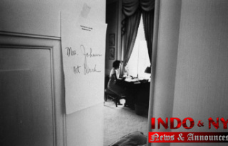 Audio diaries Show Lady Bird Johnson's Hidden...