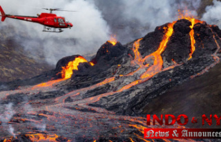 Eruption of Iceland volcano easing, not affecting...