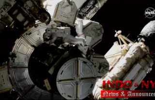 Spacewalkers Require Additional safety precautions...