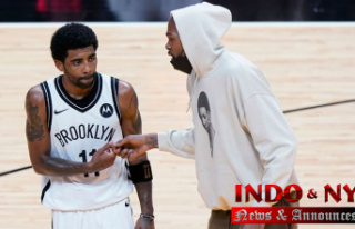 Brooklyn Nets Principle Kevin Durant out New Orleans...