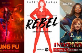 New this Week:'Kung Fu,'''Rebel'...