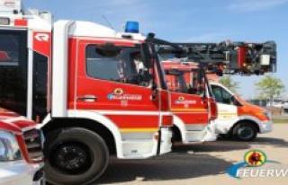 Fire brigade Mönchengladbach: FW-MG: Triggered home...