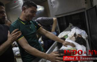 Deaths Increase as Palestinians flee Israeli fire...