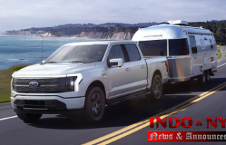 Electric Ford F-150 Lightning: Here Is how Much it...