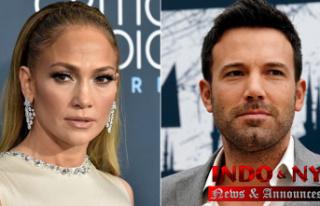 Jennifer Lopez, Ben Affleck Seen kissing during gym...