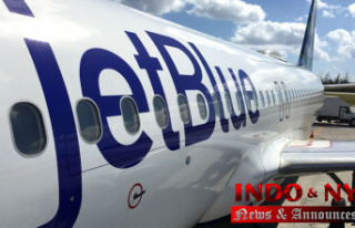 JetBlue passenger fined $10,500 for blowing nose in...