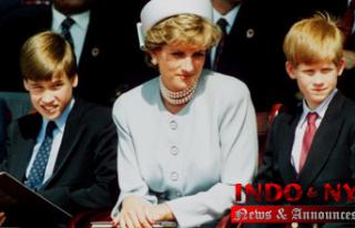 Prince William Remembers'Debilitating memory'...