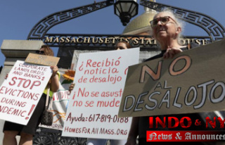 After Congress and Biden fail to extend ban, evictions...