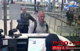American father and son escape Ghosn's prison...