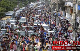 Exasperating experts celebrate Bangladesh lifting...