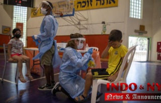 Israel tries to stop a surge in COVID infections
