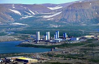 Norilsk Nickel -yritys vähentää saastuttamista...