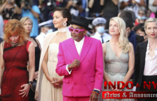 """Spike Lee and 'Annette"""" kick off the 74th..."""