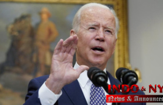 Biden reaffirms his commitment to Kabul's Aug....