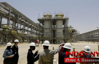 Half-year earnings for Saudi oil giant Aramco rise...