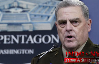 Book: A top US officer fears Trump might order a China...