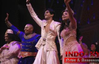 Actors of Indian descent proud to lead Broadway's...