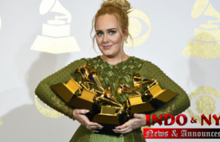 Adele says her new album, '30,′ is being released...
