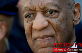 Artist sues newly-freed Bill Cosby over 1990 hotel...