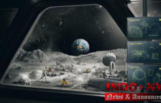 Australia plans lunar rover to help NASA find oxygen...