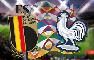 Belgium vs France: Line-ups and confirmed team news,...