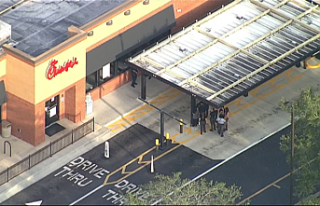 Chick-fil A police report: 1 shot in the leg following...