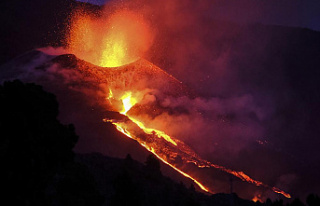 Erupting Spanish volcano turns 'more aggressive':...
