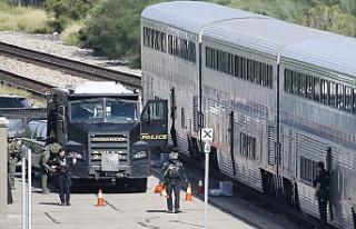 Gunman who killed agent on Amtrak train in Arizona...