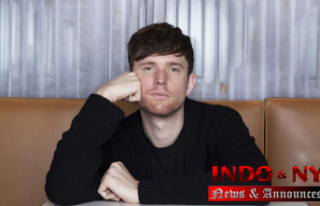 James Blake's post-pandemic album finds clarity...