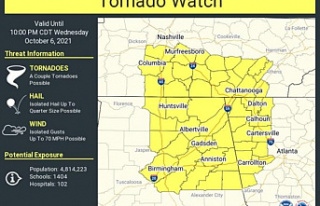 James Spann: Alabama will be battling strong storms...