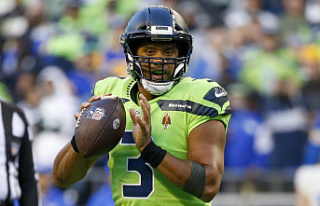 Russell Wilson's status is up in the air after...