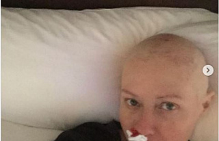 Shannen Doherty shares 'truthful' photos to document...