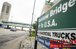 The Latest: US to reopen land travel from Canada,...