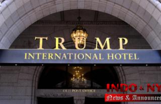 Trump hotel lost $70M despite millions in foreign...