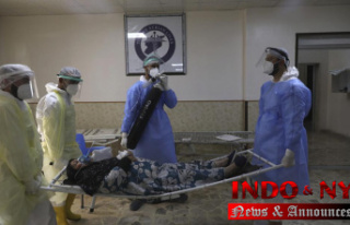 Unprecedented surge in rebel-held NW Syria
