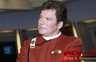 Visions of space collide as Shatner heads towards...