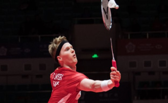Antonsen is out of sæsonfinale despite victory