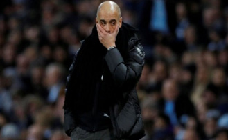 Guardiola: City can't compete with the european top team