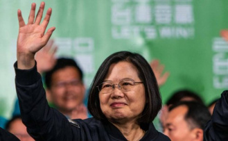 China maintains its hardness against Taiwan following the election of the chairperson Tsai