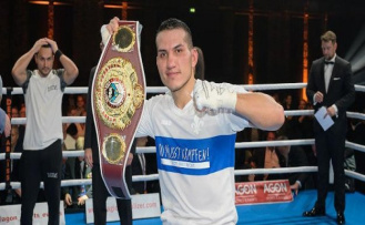 The first German Boxing Event in Corona times with Culcay and Chic