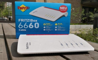 FritzBox 6660 Cable in the Test: it's the fastest box in the world