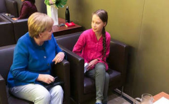 Greta Thunberg: side-swipe at Angela Merkel activist thinks with disgust at the UN-summit   politics