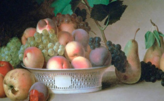 And if the art could understand how fruits have evolved ? - The Point