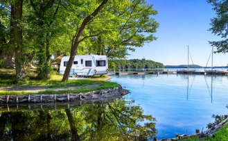 Holiday in Germany: the most beautiful campsites in NRW