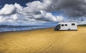 Holiday in Germany: the most beautiful campsites in lower Saxony