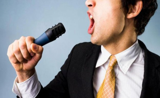 Can sing people who stutter?