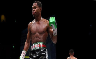 Devin Haney on 3. October against Gamboa or Fortuna